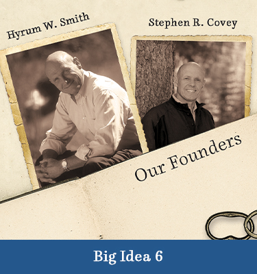 Big Idea 6: The Franklin Planner System Is Time-Tested And Proven For More Than 35 Years. It's Not A Planning Fad.