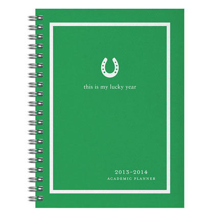 2013/2014 Academic Planner by Sarah Pinto