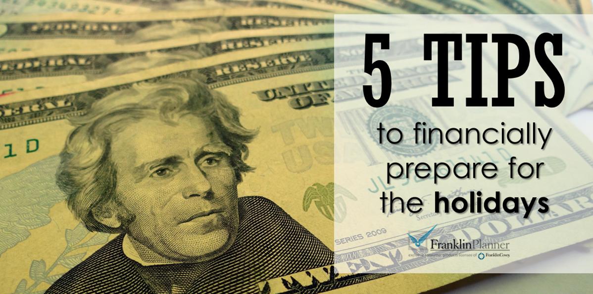 Blog banner 5 tips money 3
