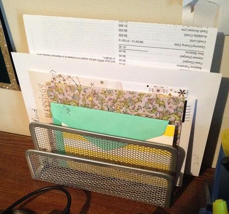 mail - bills