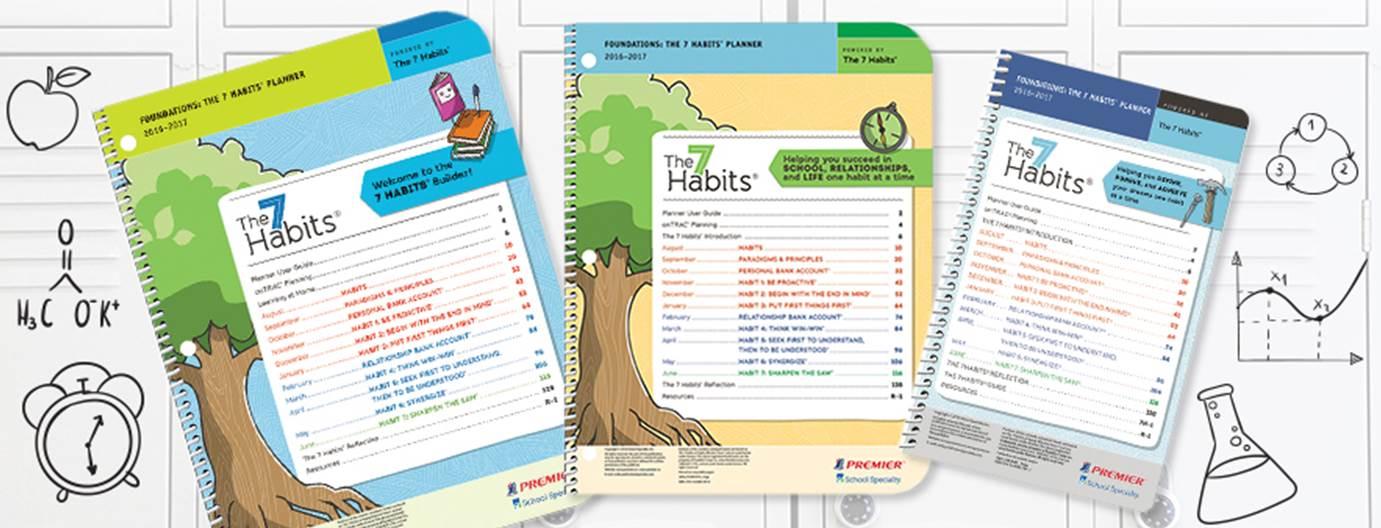 7 habits agendas3