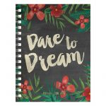 Dare to dream planner cover