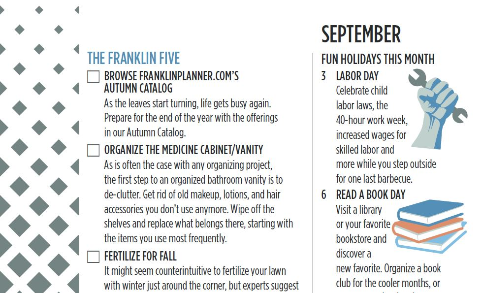 The Franklin Five September 2018