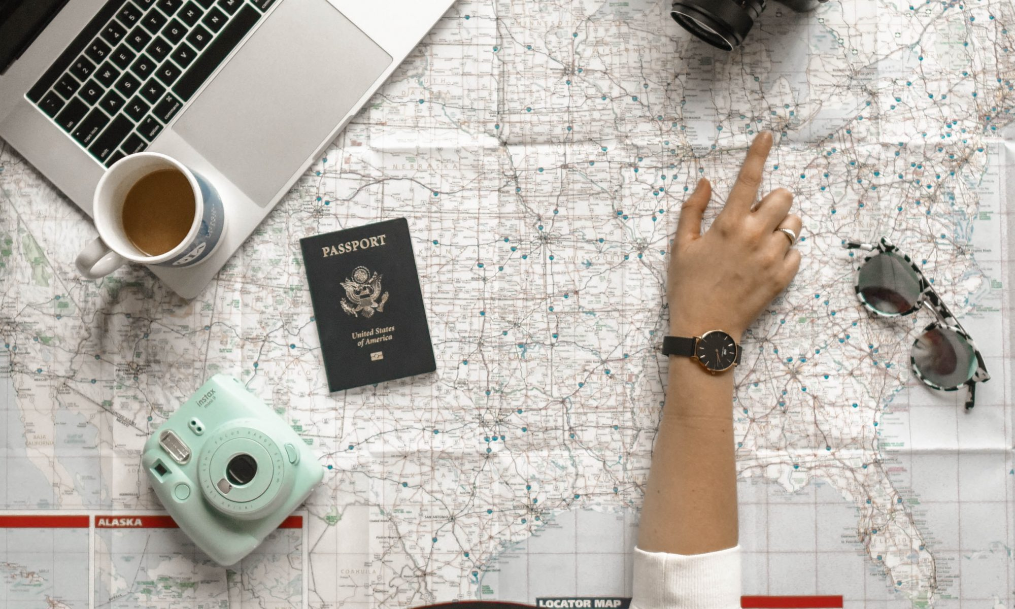 Three ways to use your planner on vacation.