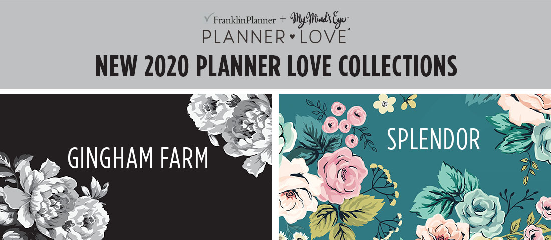 Planner Live Collection