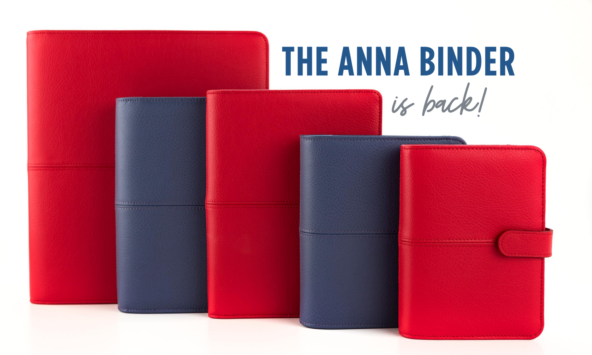 The Anna Binder is back