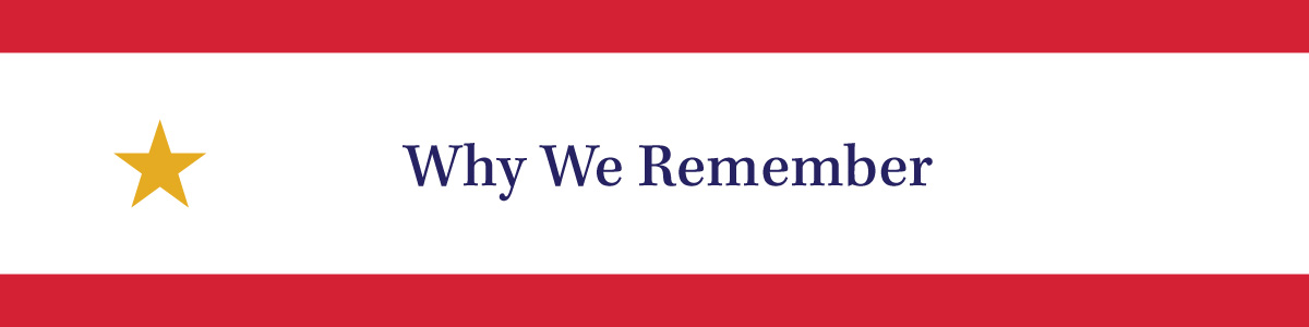 Why We Remember
