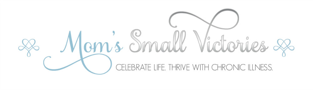 Mom's Small Victories logo